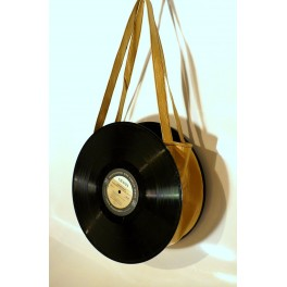 Sac disque vinyl 33 tours or